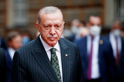 Эрдоган отрицательно оценил сотрудничество с Байденом