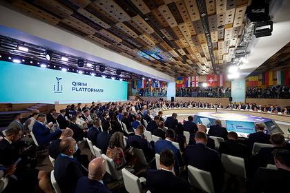 В«Крымскую платформуВ» уличили в бездействии