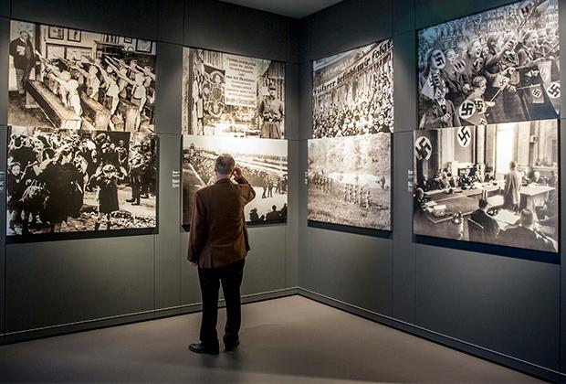 Мемориальный центр немецкого сопротивления в Берлине