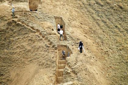 В Волгограде начали раскопки поселения неандертальцев