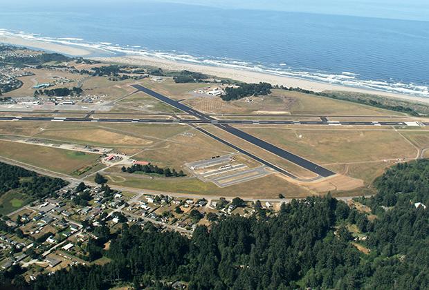 Аэропорт, в котором задержали грабителей