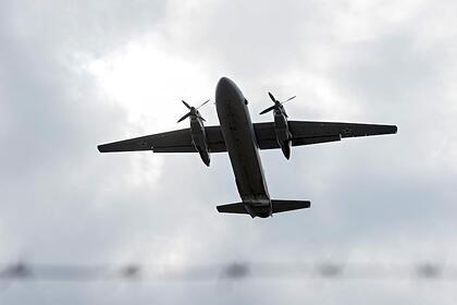 На месте крушения Ан-26 в Хабаровском крае сделали вертолетную площадку