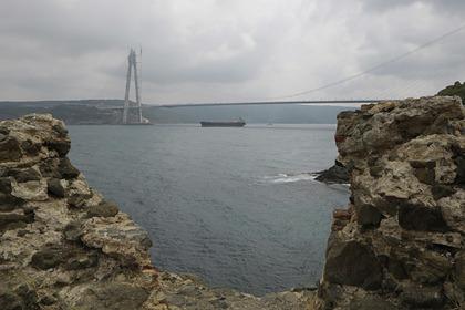 Появились подробности о столкнувшемся с турецким судном российском сухогрузе