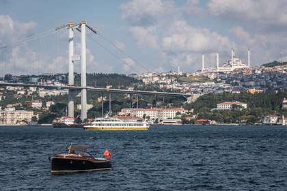 Названа возможная причина столкновения сухогрузов в Босфоре