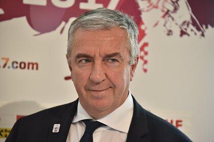 Выбран новый глава Международной федерации хоккея