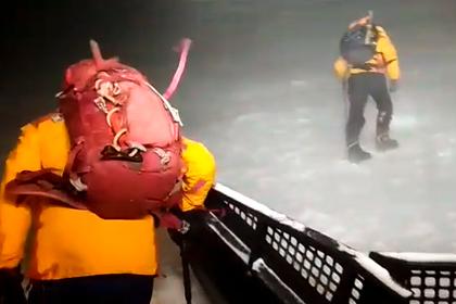 Альпинист оценил действия гидов во время смертельного происшествия на Эльбрусе