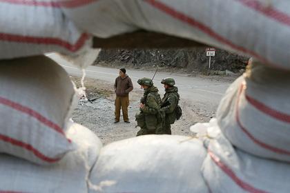 Командующий российскими миротворцами в Карабахе сменится
