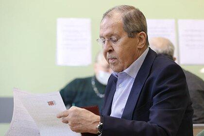 Лавров пошутил о выбравшей весь лимит просьб к США Украине
