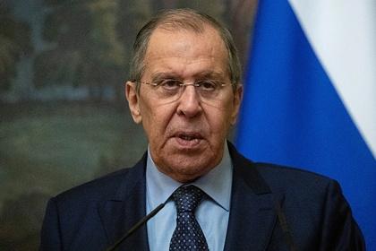 Лавров рассказал о просьбе к России «не работать» в Африке