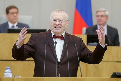 Жириновский предложил отправить в ссылку российскую стритрейсершу