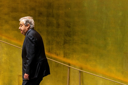Генсек ООН предупредил о ядерном уничтожении мира
