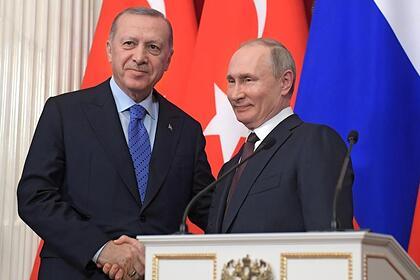 Политолог предупредил о возможном предательстве Эрдогана после встречи с Путиным