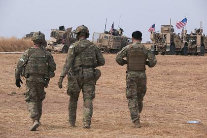 Американский десант открыл огонь по домам в Сирии и убил трех человек