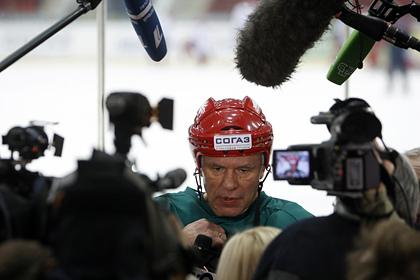 Фетисов оценил выбор нового главы Международной федерации хоккея