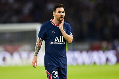 Месси отреагировал на победу сборной Аргентины над Россией на ЧМ по мини-футболу