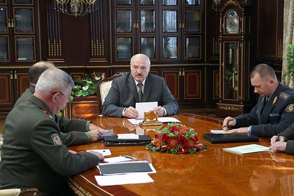 Лукашенко испугался за судьбу нелегалов на границе с ЕС