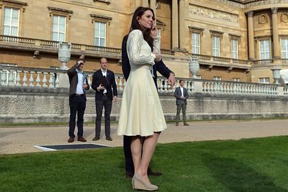 Любимая обувь Кейт Миддлтон стала трендом в сети