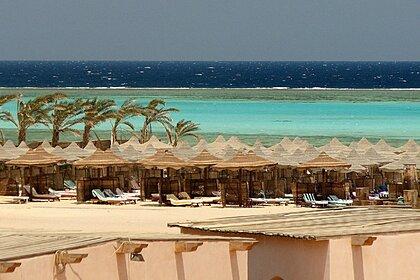Названа дата открытия нового египетского курорта для россиян