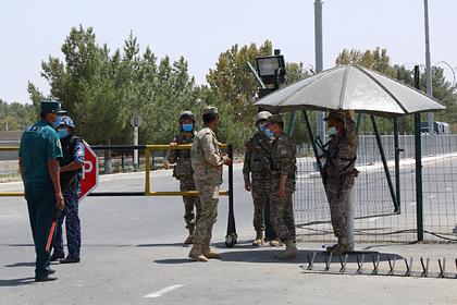 Узбекский пограничник погиб в перестрелке с афганским наркобароном