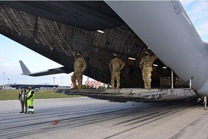 Молдавия получила от США вооружение на пять миллионов долларов