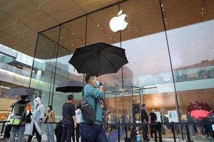 Борьба Китая за спасение планеты ударила по Apple