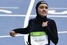 Легкоатлетка Камиа Юсуфи на Олимпийских играх-2016