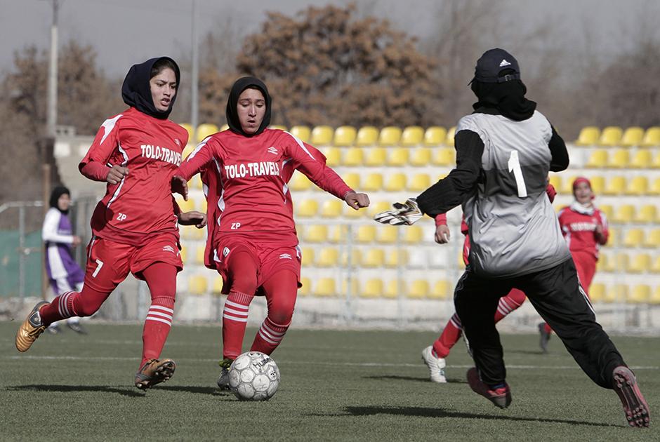 Женская сборная Афганистана по футболу, 2013 год