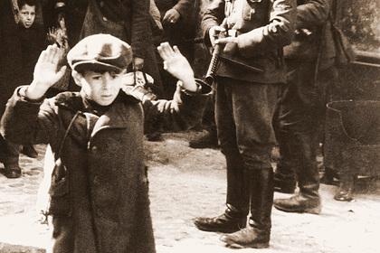 ФСБ рассекретила документы об убийстве нацистами больных детей на курорте