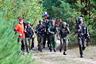 Уже после официальных испытаний на краповый берет по маршруту бойцов ФСИН из года в год бегают школьники, мечтающие однажды стать элитой спецназа.