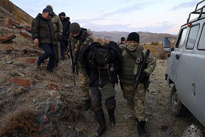 Обвиняемого в убийстве россиянина поймали в тувинской тайге