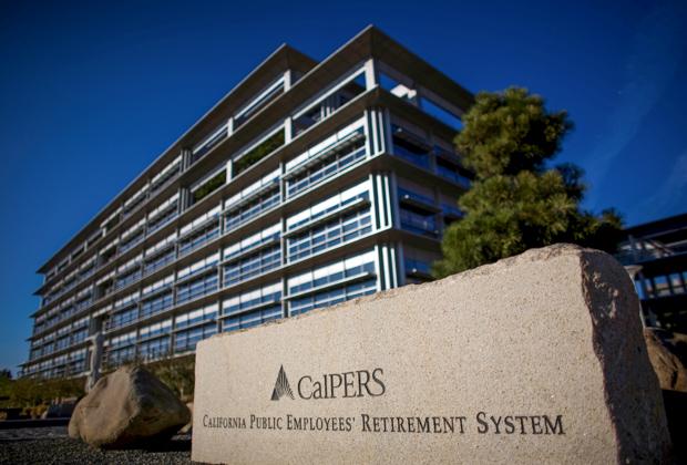 Штаб-квартира крупнейшего государственного пенсионного фонда США Calpers в Сакраменто
