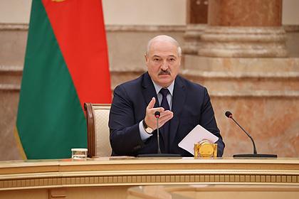 Лукашенко призвал внести в конституцию пункт об импичменте президента