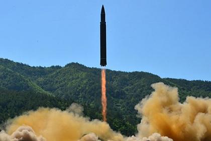 Северная Корея подтвердила испытания гиперзвуковой ракеты «Хвасон-8»
