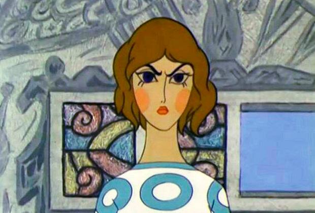 Кадр из мультфильма «Василиса Микулишна»