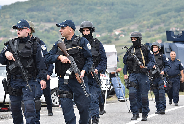 Спецназ Косова