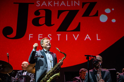 Игорь Бутман открыл джазовый фестиваль Sakhalin Jazz