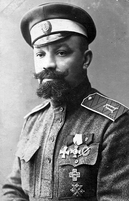 Генерал Александр Кутепов