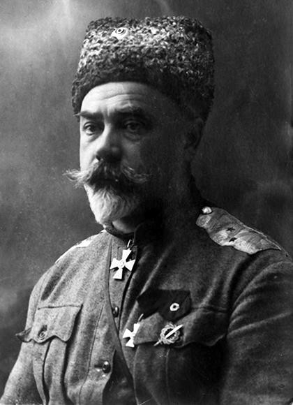 Главком ВСЮР генерал Антон Деникин
