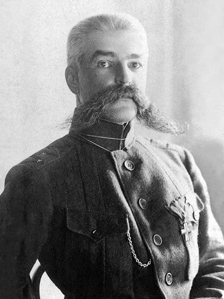 Генерал Константин Мамантов