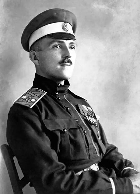 Генерал Антон Туркул