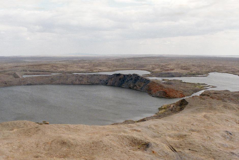«Атомное озеро», 1988 год