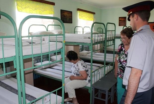 Родственники осужденных посещают саратовскую ОТБ-1