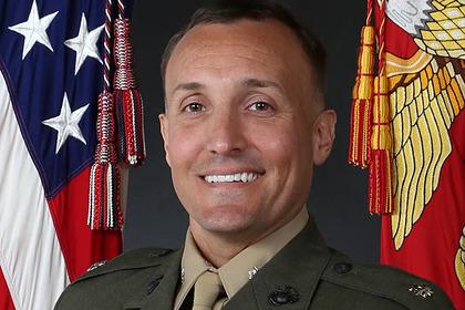 Стюарт Шеллер Фото: The United States Marine Corps