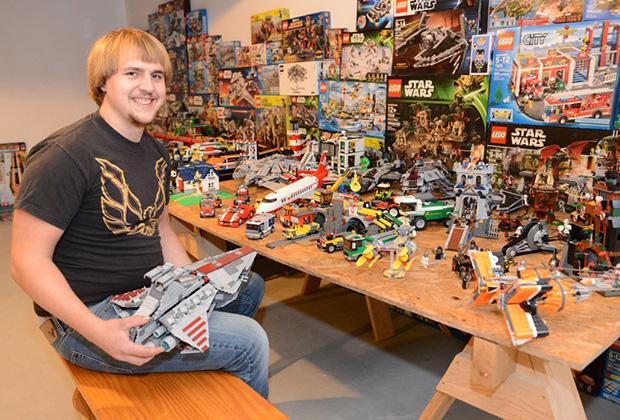Коллекция Lego