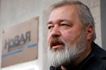 Дмитрий Муратов Фото: Maxim Shemetov / Reuters