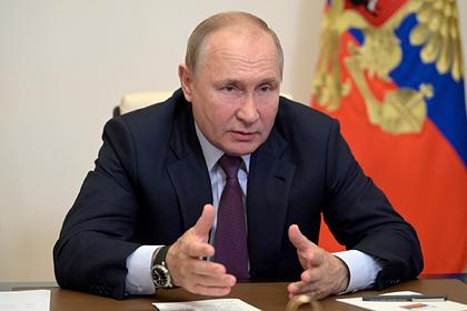 Владимир Путин Фото: Global Look Press