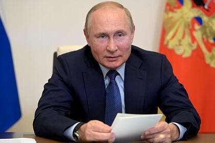 Путин высказался о возможном преемнике