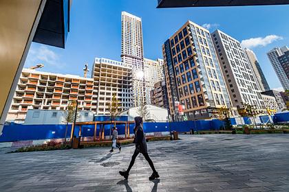 Рост цен на квартиры в Москве замедлился