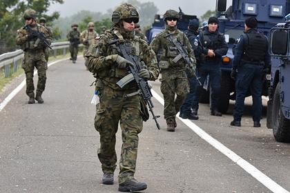 Россия потребовала от НАТО усмирить косовских радикалов