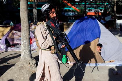 Талибы запретили показывать тела казненных преступников